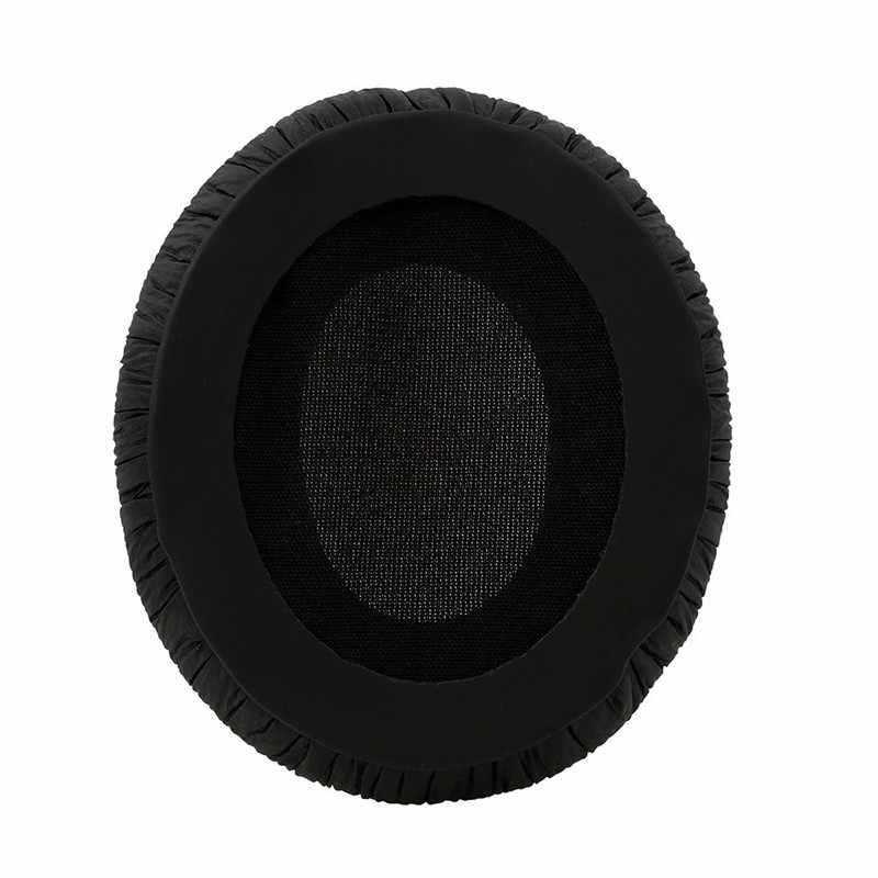 Hiperdal المحمولة الصوت والفيديو استبدال وسادة وسادة الأذن ل Sennheiser PC330 PC333d سماعة رغوة الجلود بطانة للأذن Fe15