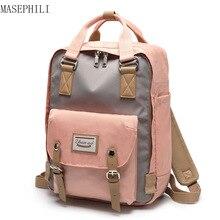 9423d1e8e40ec Kadın sırt çantası Kanken çantası seyahat su geçirmez sırt çantaları Mini  klasik için 14