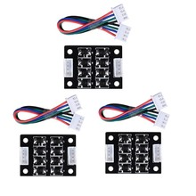 TL Smoother Addon Module For Pattern Elimination Motor Clipping Filter 3D Printer Stepper Motor Drivers (Pack Of 3pcs)(China)