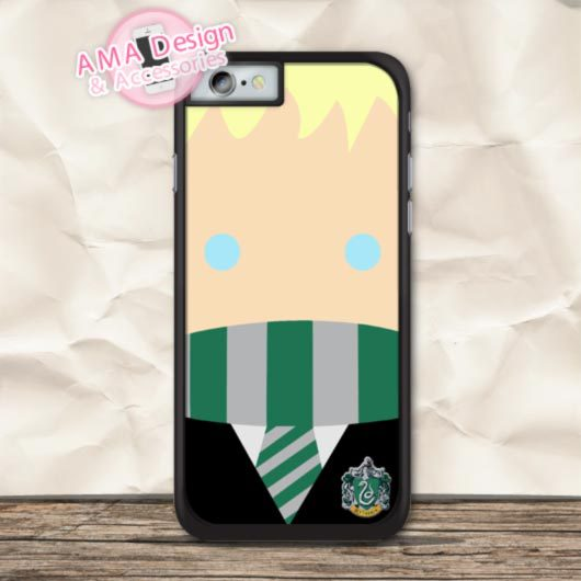 Draco Malfoy Lovely Cover Case For Apple iPhone X 8 7 6 6s Plus 5 5s SE 5c 4 4s For iPod Touch
