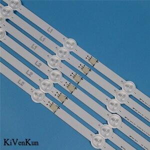 Image 5 - HD lamba LED arka ışık şeridi için 50LA613S 50LA613V 50LA615S 50LA615V 50LA6208S 50LA620V ZA ZB ZG bar... televizyon LED bantları