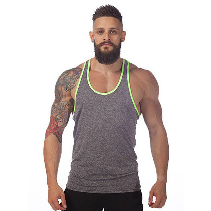 fitness   Tank     Top   Men winter sale Sleeveless Shirt   Top   Bodybuilding Men Stringer Golds Muscle Shirt Workout Vest gyms