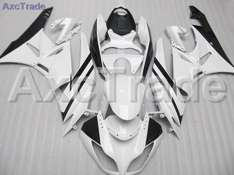 High Quality ABS Plastic For Kawasaki Ninja ZX6R 636 ZX-6R 2009 2010 2011 2012 09 10 11 12  Moto Custom Made Motorcycle Fairing black moto fairing kit for kawasaki ninja zx14r zx 14r zz r1400 zzr1400 2006 2007 2008 2009 2010 2011 fairings custom made c549