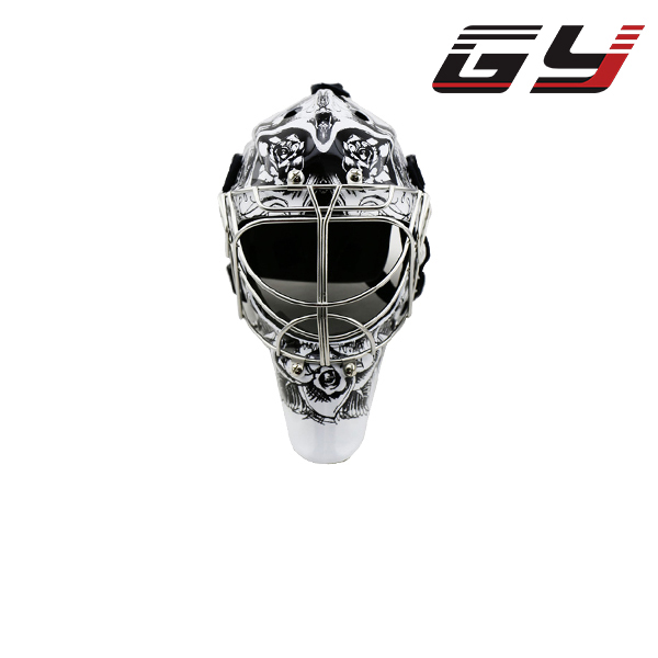 Goalie Mask Hockey Goalie Helmet for Goalikeeper Free Shipping goalie mask hockey goalie helmet for goalikeeper free shipping