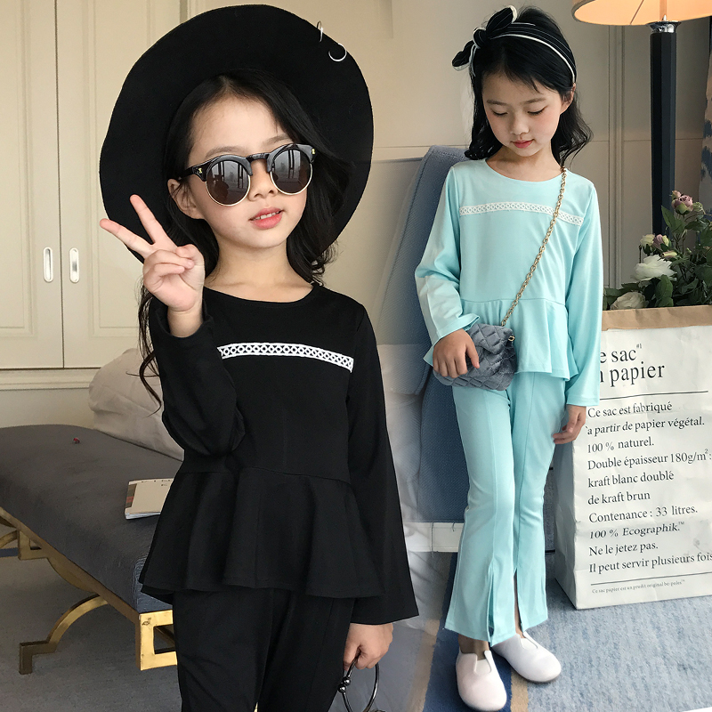 2017 Meisjes Kleding Children Clothing Set Teenage Girls Clothing Suit Kids Clothes Child Active Costume Suits T-shirts & Pants stamford avr as480 discount automatic voltage regulator