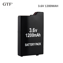3.6V 1200mAh Rechargeable Li-ion Battery Pack Replacement for Sony PSP2000 PSP 2000 PSP 3000 Gamepad Electric Power Tool