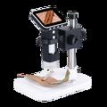 600X microscope électronique numérique caméra avec écran LCD 3.5 pouces vidéo USB microscope loupe HD 200 W pixels