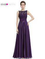 Clearance Sale Evening Dresses Lace Backless Sexy Dresses Sleeveless Floor Length Party Evening Dress HE08352