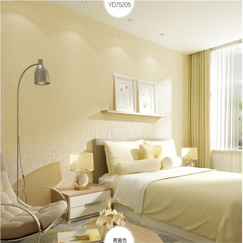 beibehang 3D solid color plain color wallpaper modern simple living room TV background wallpaper warm bedroom decorationbeibehang 3D solid color plain color wallpaper modern simple living room TV background wallpaper warm bedroom decoration