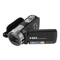 Цифровой Камера видеокамеры 1080 пикселей 24 МП 16X мощный цифровой зум 2,7 дюймов ЖК-дисплей стабилизации с 270 угол поворот экран