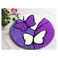 Крючок-защелка бабочка, комплекты ковров, игла для ковров, вышивка крючком и вязание Foamiran для рукоделия klink haak kleed