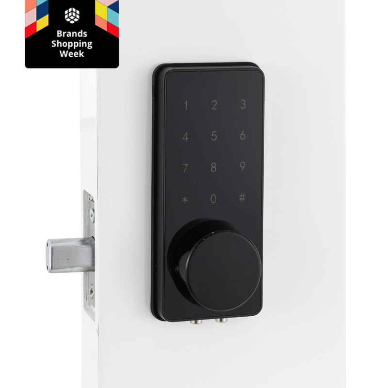 Wifi Electronic Door Lock,Smart Bluetooth Digital APP Keypad Code Keypad Door Lock,Password Keyless Door Safe Lock Electronic цены онлайн