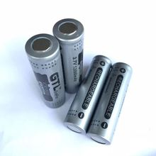 1/2/4/8/12/16/20pcs 18650 capacity 3.7V 12000mAh Rechargeable 18650 Li-ion Battery 18650 Batteries for flashlight power bank diy 2 x 18650 flat head li ion batteries mobile power bank w indicator white