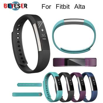 Wrist Strap Smart Watchband Replacement Wristband High Quality Watchband Band Strap For Fitbit Alta for Fitbit Alta HR фото
