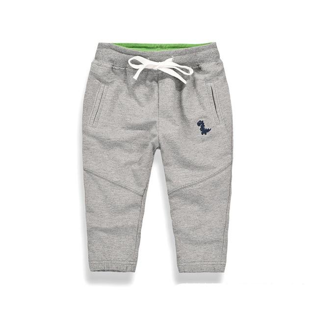 2018 niño Casual Sprots Pantalones Bebé Harem pantalones niños ropa de algodón  pantalones patrón lindo para 5637ce7677b