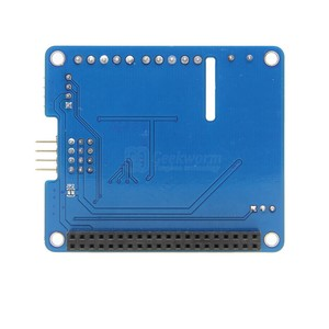 Image 4 - Raspberry Pi 4 Motor HAT Full function Robot Expansion Board for Raspberry Pi 4/Pi 3B+/3B (Stepper / Motor / Servo/ IR Remote)