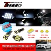 13x LED Car Auto Interior Canbus Light White 2835 Newest Chips Kit For Audi A4 Or