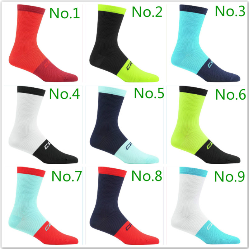 Capo Cycling Riding Sport Socks Breathable Running Basketball Football Socks High Quality