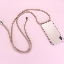 Strap Cord Chain Phone Sexy Necklace Lanyard Mobile Phone Case