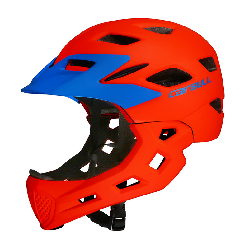 Children Full Face Bicycle Helmet Anti-impact Skating Cycling Helmet Ultralight Detachable Kids Balance Bike Safety HelmetChildren Full Face Bicycle Helmet Anti-impact Skating Cycling Helmet Ultralight Detachable Kids Balance Bike Safety Helmet