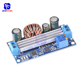 CC CV Adjustable 3A 35W DC 5 -30V to DC 0.5 -30V Step Up Down Buck Boost Converter Power Supply Module Voltage Regulator image