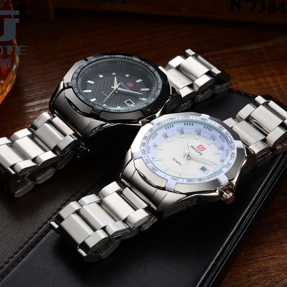 2016 Wodoodporny kalendarz Moda Sport Men Watch Luxury Brand Pełna - Męskie zegarki - Zdjęcie 6