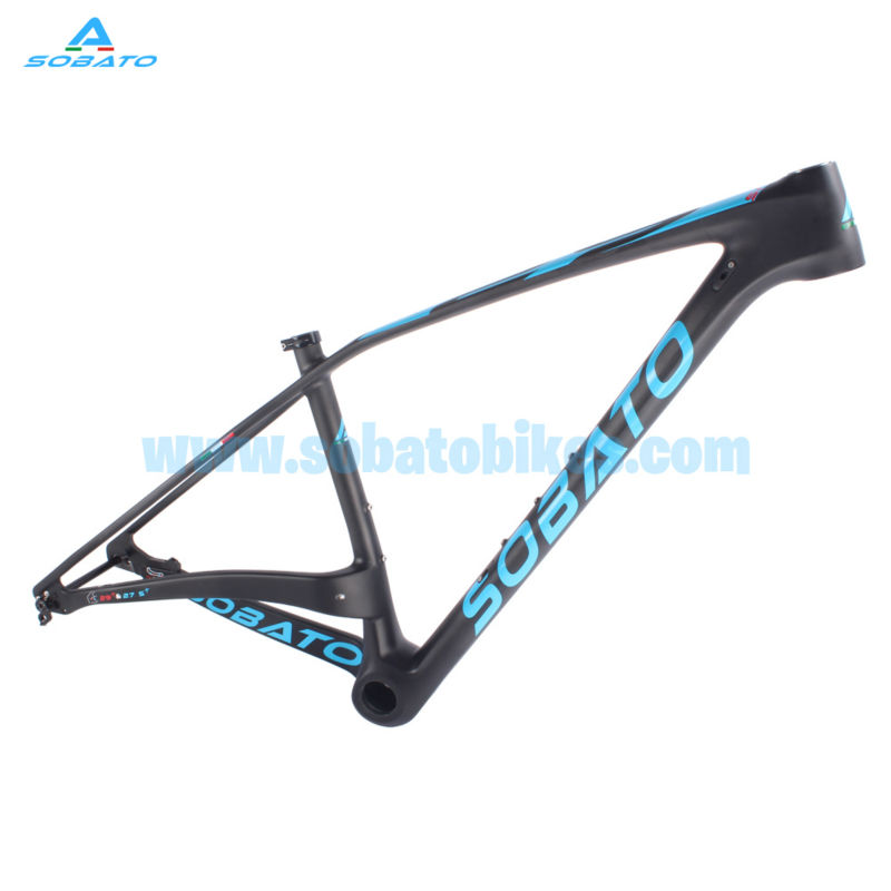 2016  -2017 New Design MTB Frame 29ER , Cheap Carbon MTB Bicycle Frame , 27.5 Plus/29ER/ 29ER Plus Size Mountain Bike Frame 2016 new model mtb carbon mtb frame mountain bikes frame free shipping