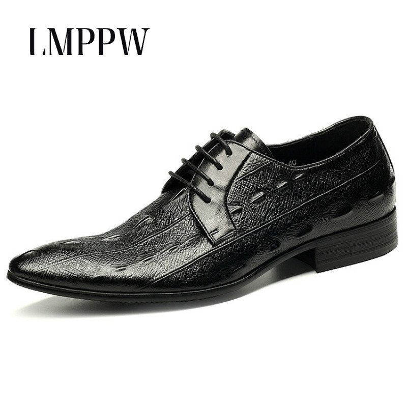 2018 Genuine Leather Handmade Men Shoes British Formal Business Leather Shoes for Men Oxfords Fashion Dress Wedding Shoes Blue 8 snake pattern men genuine leather shoes fashion men oxfords shoes increased british style goodster handmade men leather shoes