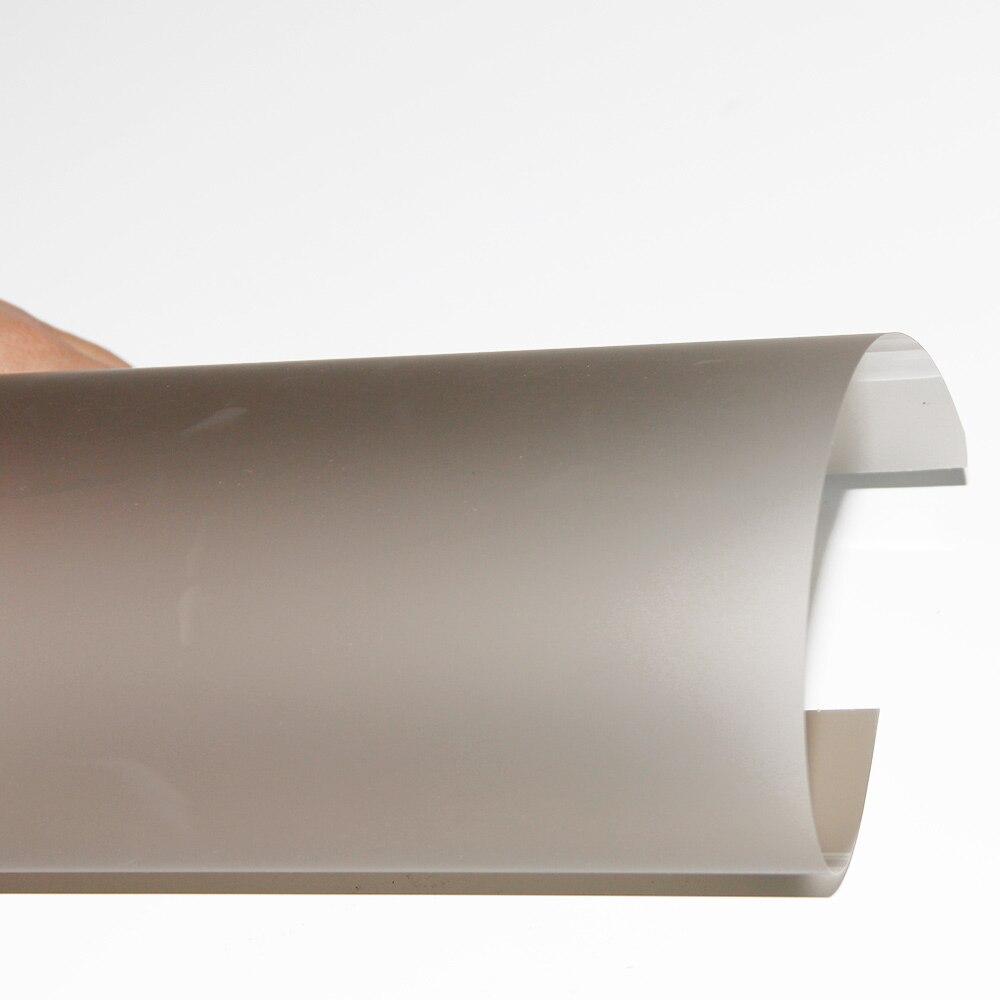 Film d'écran de Projection arrière hologramme gris foncé HOHOFILM 152cm x 50cm pour Film de fenêtre de magasin Film d'écran 60 ''x 20'' - 6