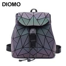 DIOMO 2018 New Arrival Women Backpack Small Korean Style Sequin Female Backpacks For Teenage Girls Bagpack