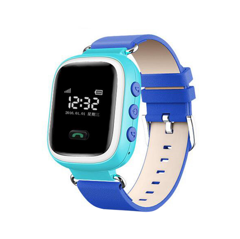 GPS smart watch baby watch with Wifi SOS Call Location Device Tracker smartwatch baby for Kid