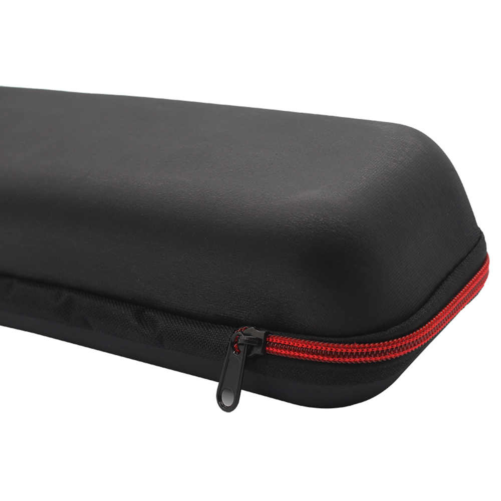 Hot WS858 Microphone Case Zipper Portable Karaoke Box EVA Storage Carrying Hard Bag Box Case Organizer For WS858 Microphone