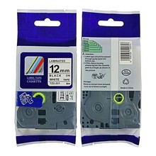 20 pcs 12mm * 8 m fita tze231 compatível brother p-touch tz tz231 fita fitas de etiquetas fita rotulagem maker para pt300