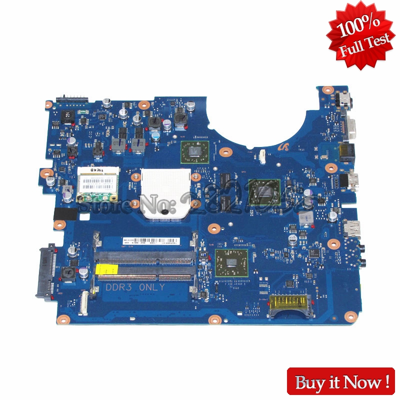 NOKOTION BA92-06827A BA92-06827B BA41-01359A Main Board For Samsung R525 Laptop Motherboard HD 4200 512MB DDR3 nokotion laptop motherboard for acer aspire 5820g 5820t 5820tzg mbptg06001 dazr7bmb8e0 31zr7mb0000 hm55 ddr3 mainboard