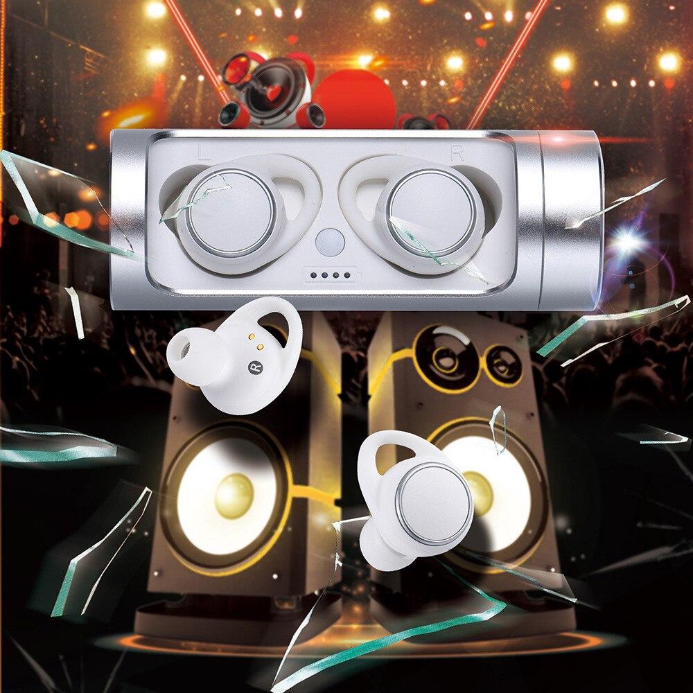 Écouteurs intra-auriculaires casque sans fil sans cordon pour Samsung Gear iConX BS-01 casque Bluetooth Sport J.25 - 3