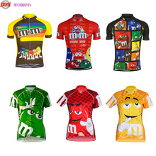 جديد المرأة الدراجات قميص مصنوع من الجيرسيه ملابس للدراجة قصيرة الأكمام الأحمر الأصفر الأخضر الدراجات الملابس فريق روبا ciclismo الجبلية الملابس الكلاسيكية
