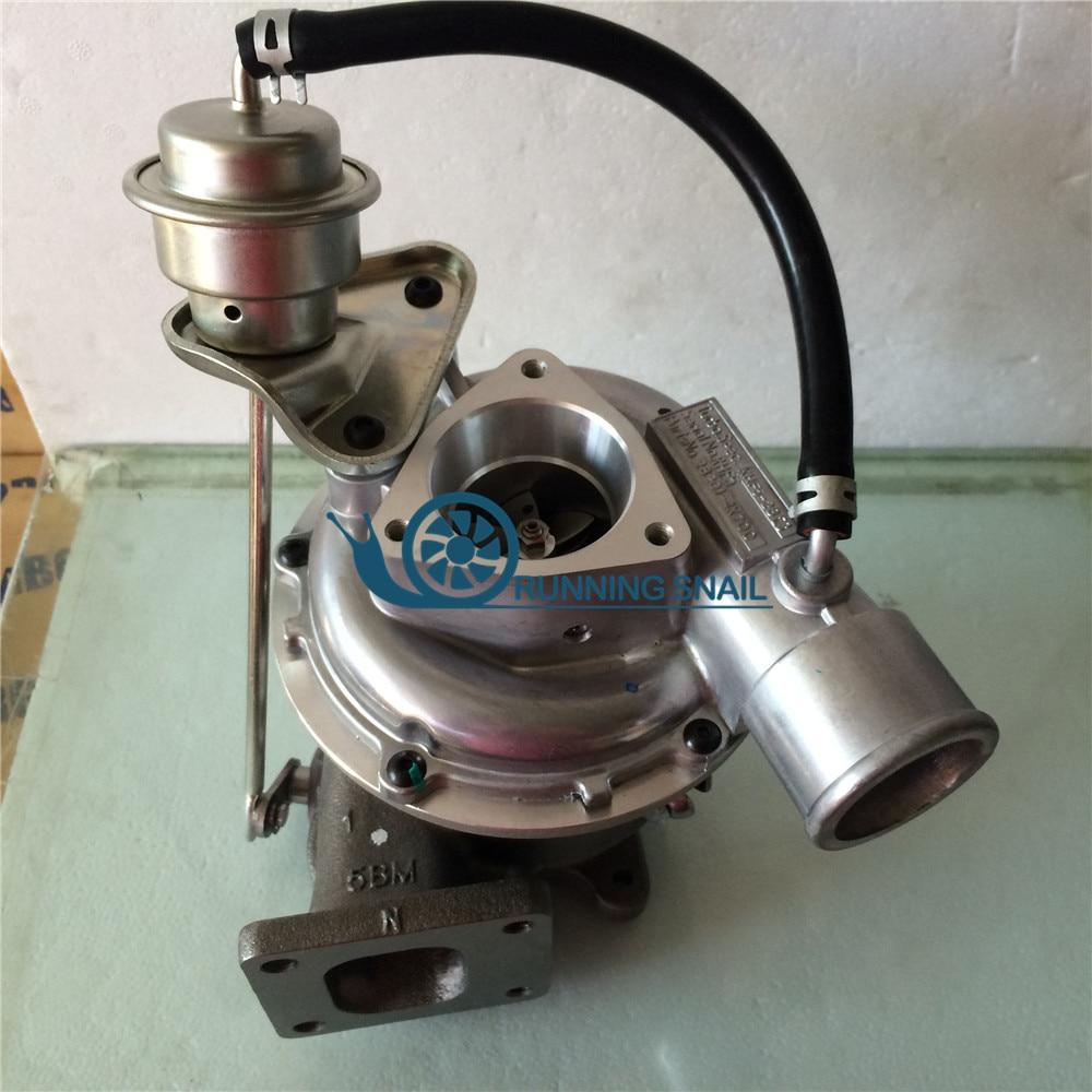 Turbo chargeur KHF5-2B/RHF5-2B 28201-4X700 pour Hyundai Terracan, turbo 282014X700 28201-4X710 282014X710