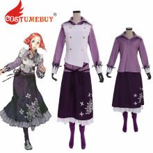 Costume Suit Game Zero Escape Luna Cosplay L920 Kyokugen Dasshutsu