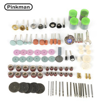161pcs Electric Mini Drill Bit Accessories Set Abrasive Tools Dremel Rotary Tool for Grinding Polishing
