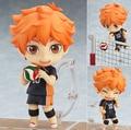 Nendoroid Figura de Acción de 461 # Hinata Syouyou Haikyuu 10CMM Haikyuu Nendoroid Figuras de Juguete Modelo Muñeca Voleibol Hinata Syouyou