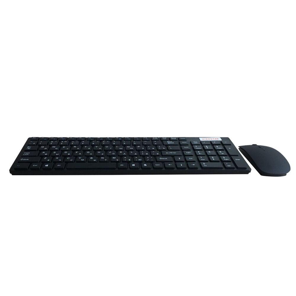 Zienstar Russian 2.4G Wireless keyboard mouse combo Zienstar Russian 2.4G Wireless keyboard mouse combo HTB1fhv7RFXXXXXbXpXXq6xXFXXXS
