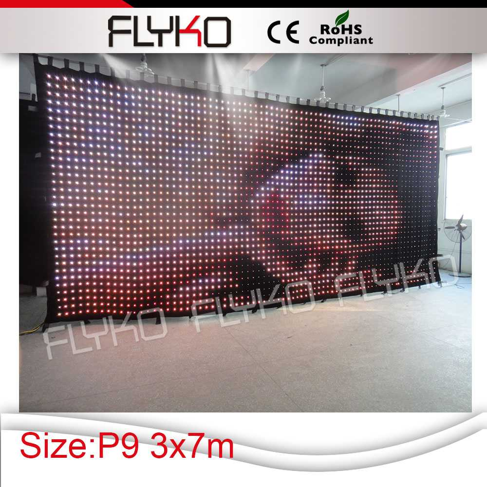 Led Wall China Us 2658 8 8 Off New Product Video Wall On China Market Led Curtain Sex Video P9 In Stage Lighting Effect From Lights Lighting On Aliexpress