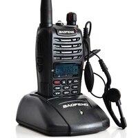 Two Way Radio Baofeng UV B6 Walkie Talkie Ham Radio UV B6 Portable CB Radio Dual Band VHF/UHF Woki Toki 5W FM Radio Transceiver