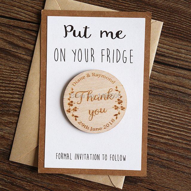 Magnet Wedding Invitations Will Give You Extra Ideas To Create Your Own Invitation 1