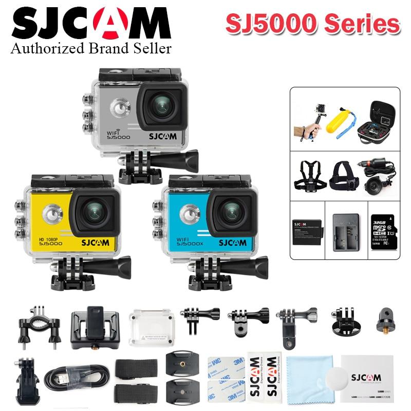 Sport & Action-videokameras Clever Original Sjcam Sj5000 Serie Sj5000 & Sj5000 Wifi Novatek96655 & Sj5000x Elite 4 Karat Gyro Sport Action Kamera Wifi Ntk96660 Sj Cam Durch Wissenschaftlichen Prozess Unterhaltungselektronik