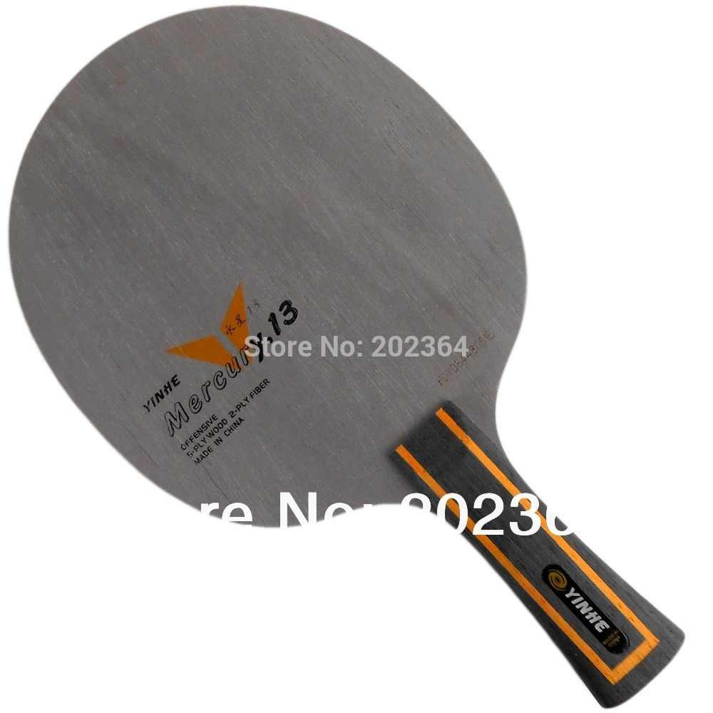 Galaxy Milky Way Yinhe Mercury.13 Y-13 Loop+Attack  Table Tennis Blade for PingPong Racket