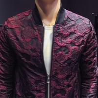 Autumn Florale Jacket Outfit  5