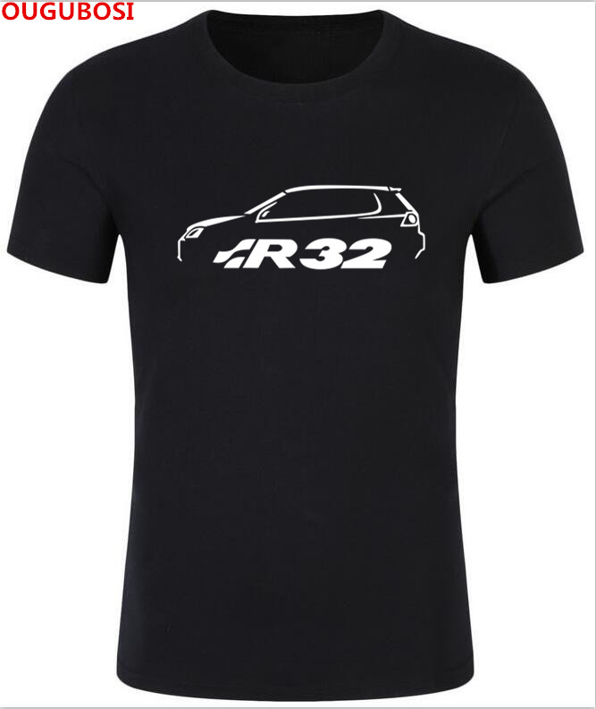 2018 FREE SHIPPING Details about VW GOLFS MK5 R32 INSPIRED CLASSIC CAR T-SHIRT