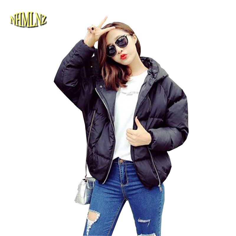 Latest Fashion Women Winter Jacket Thickening Hooded Super Warm Down jacket Big yards Elegant Women Slim Short Coat G2001 europe winter big yards women coat warm duck down down jacket elegant pure color casual thick hooded slim women short coat g0451