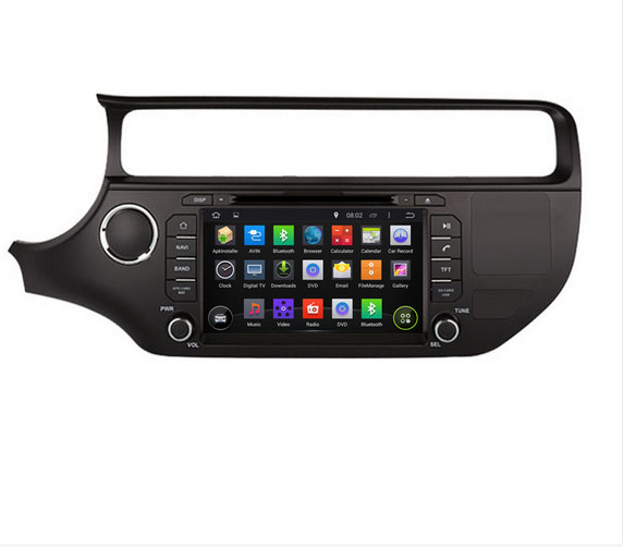 GIFTS ROM 16G 1024 600 Quad Core Android 5 1 Fit Kia RIO 2015 2016 Car
